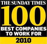 Best Companies to work for 2010