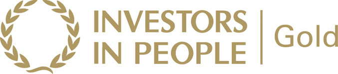 Investors In People - Gold
